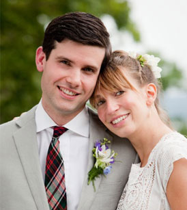 Newly married couple will receive genetic carrier screening before starting a family