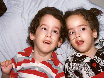 children who have Canavan disease